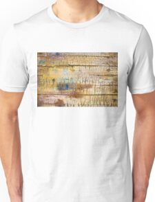 Wood background - Vintage textured wallpaper Unisex T-Shirt
