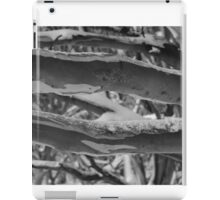 Snow branches iPad Case/Skin