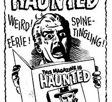 This Magazine is Haunted! by Rachel Flanagan