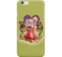 Don'tcha Wanna Rev Up your Harley? iPhone Case/Skin