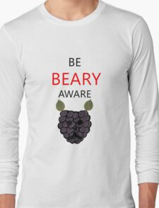 Bear Aware Long Sleeve T-Shirt