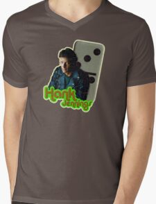 Hank Jennings Mens V-Neck T-Shirt