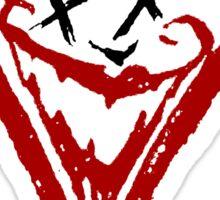 Joker Card Sticker