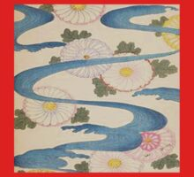 Vintage Japanese pattern,asian art,old,worn,original,reproduction One Piece - Long Sleeve