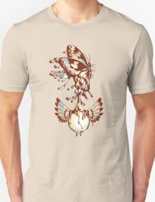 Morphed Reality Unisex T-Shirt