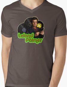 Leland Palmer Mens V-Neck T-Shirt
