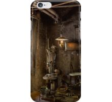 Machinist - Industrial revolution iPhone Case/Skin