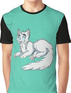 Caesar Kitty Floating  Graphic T-Shirt