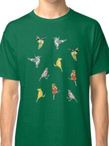 Summer Birds Classic T-Shirt