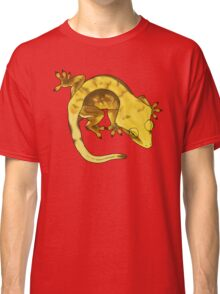 Yellow Super Tiger Crested Gecko Classic T-Shirt