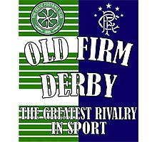 The Old Firm Photographic Print