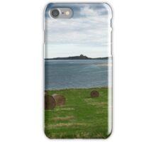 Embleton Hay Bales iPhone Case/Skin