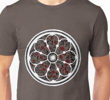 Peignons ces roses en rouge. Unisex T-Shirt