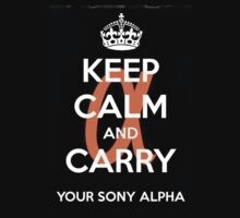 Sony Alpha  by hannasaba