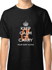 Sony Alpha  Classic T-Shirt