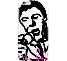 Punk Rocker iPhone Case/Skin