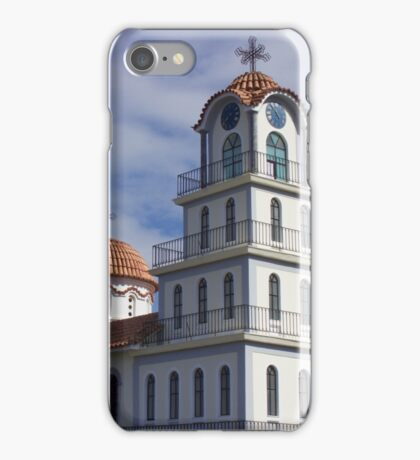 Churches of Greece iPhone Case/Skin