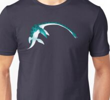 Sea Green Elasmosaurus Unisex T-Shirt