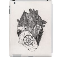 Lead me there iPad Case/Skin
