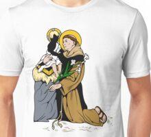 ST. ANTHONY OF PADUA Unisex T-Shirt