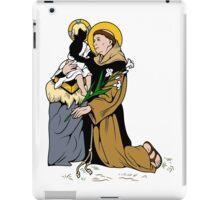 ST. ANTHONY OF PADUA iPad Case/Skin