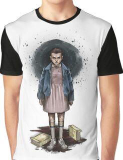 stranger things, Graphic T-Shirt