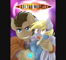 Doctor Whooves and Assistant  Unisex T-Shirt