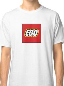 EGO - parody of the LEGO logo Classic T-Shirt