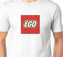 EGO - parody of the LEGO logo Unisex T-Shirt