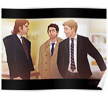 Team Free Will I Poster
