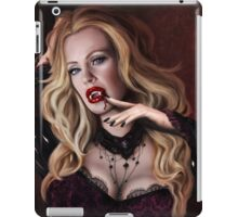 Pam de Beaufort of True Blood iPad Case/Skin