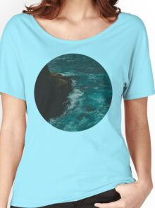Big Sur Coastal Women's Relaxed Fit T-Shirt