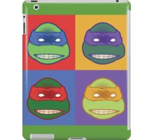 TMNT PoP iPad Case/Skin