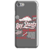 Ray Stantz Auto Repair iPhone Case/Skin