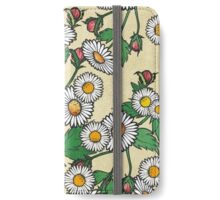 Daisies iPhone Wallet/Case/Skin