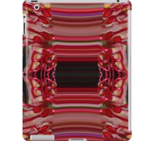 wired red, take 2 iPad Case/Skin