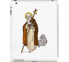 ST. ANTHONY, PATRIARCH OF MONKS iPad Case/Skin