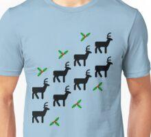 Reindeer Unisex T-Shirt