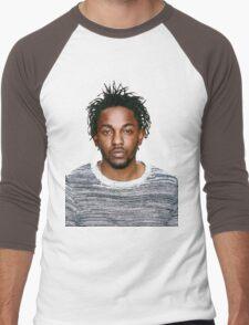 In love with Kendrick Lamar Men's Baseball ¾ T-Shirt