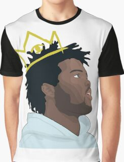 King Capital Steez Graphic T-Shirt