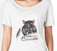 Little rat Women's Relaxed Fit T-Shirt