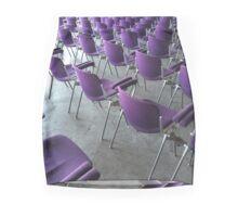 chaired Mini Skirt