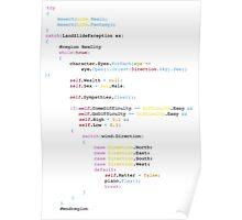 Bohemian Rhapsody in code Poster