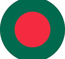 Roundel of Bangladesh Air Force  by abbeyz71