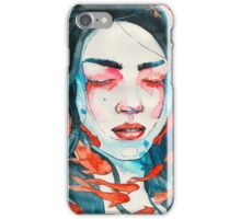 Only here for a minute iPhone Case/Skin