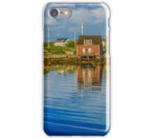 Peaceful Evening at Peggys Cove iPhone Case/Skin
