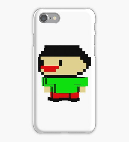 David's Manyland Character iPhone Case/Skin