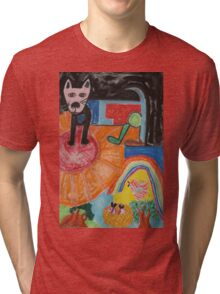 Underdog Is A Beautiful Place Tri-blend T-Shirt