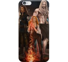 Azheek - Ihre Thet (The Three) iPhone Case/Skin