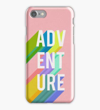 Adventure in Pink iPhone Case/Skin